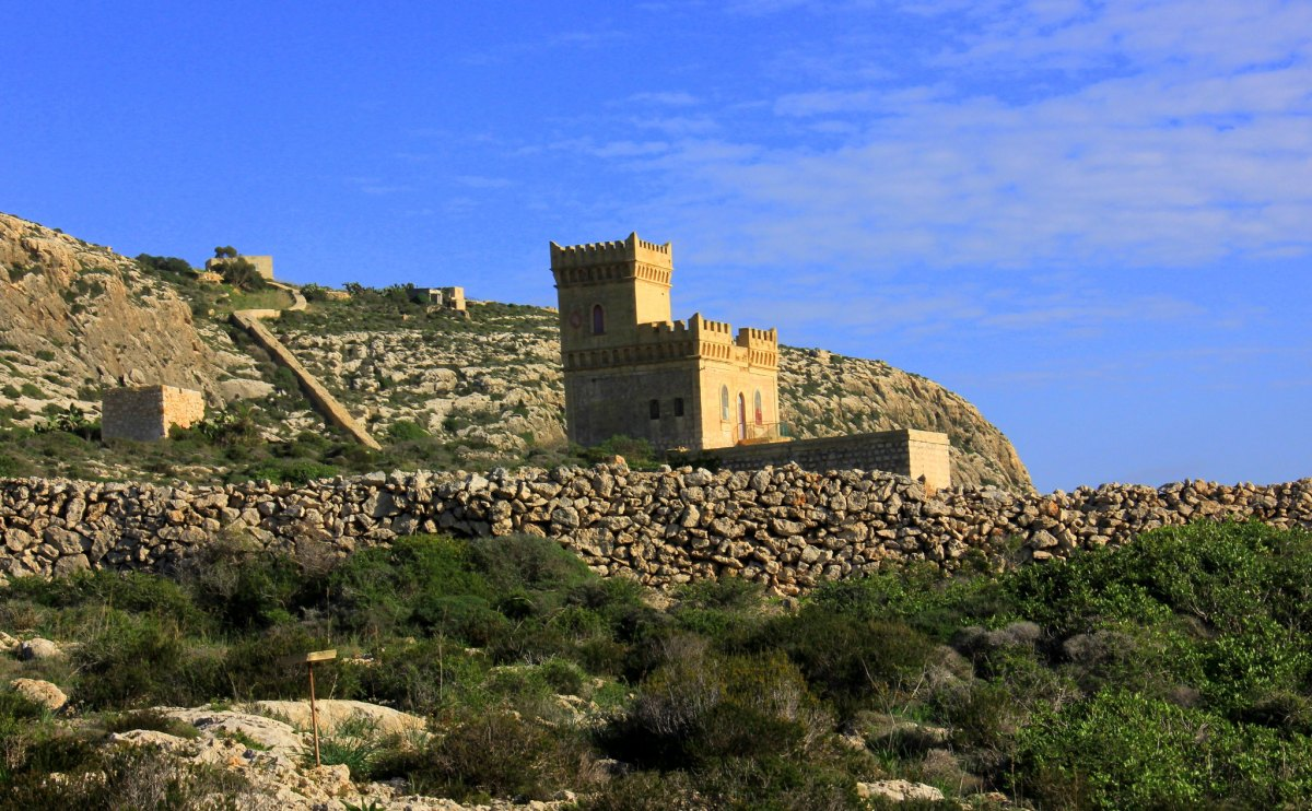 Malta is peppered with various archaeological ruins