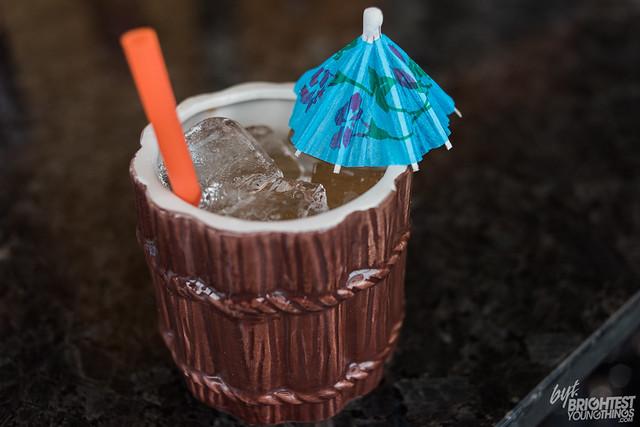Jack Rose Tiki Bar