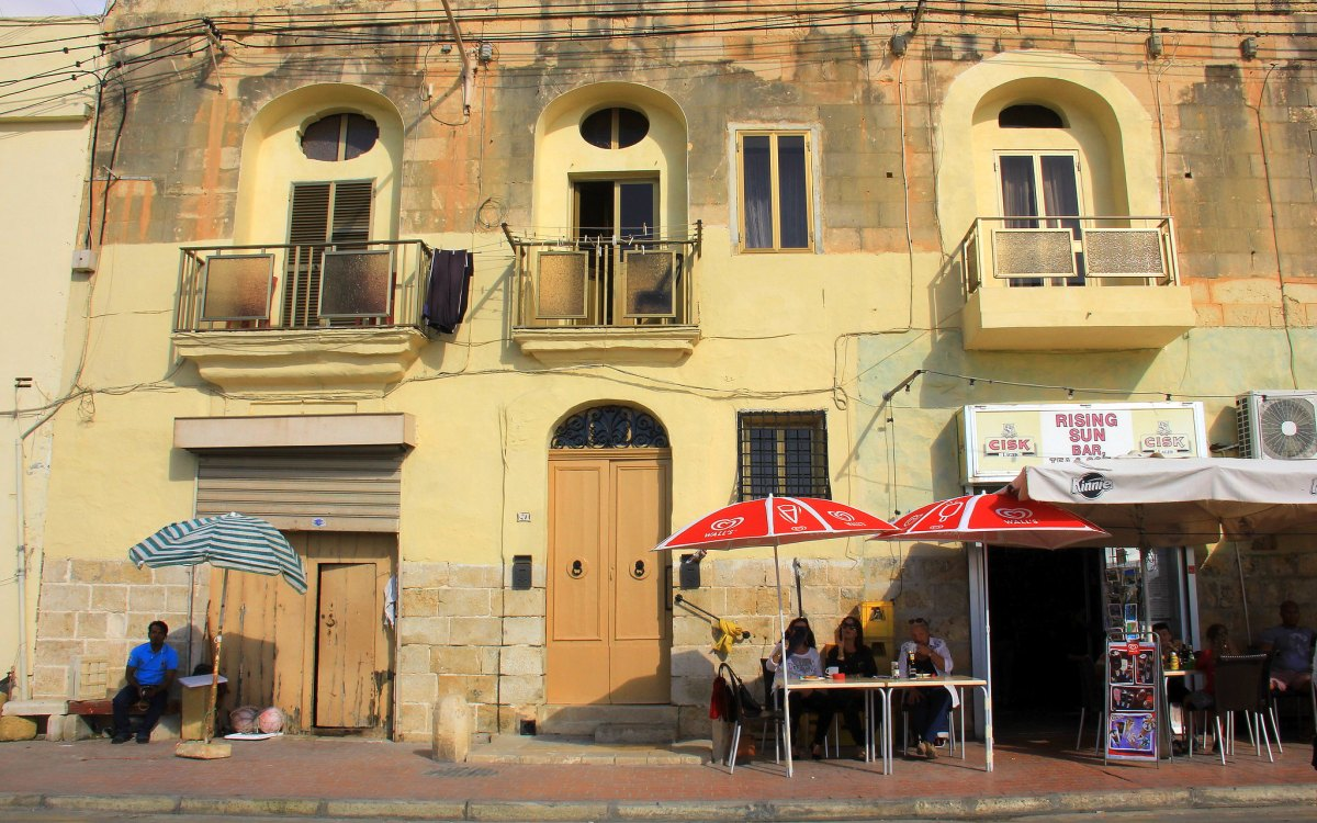 Marsaxlokk is a popular destination in Malta