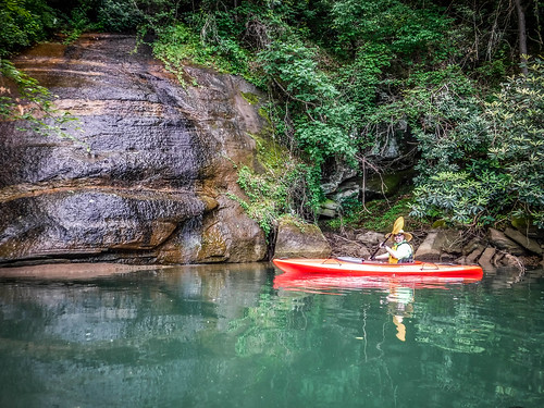 Lake Keowee and Estatoe Creek-56