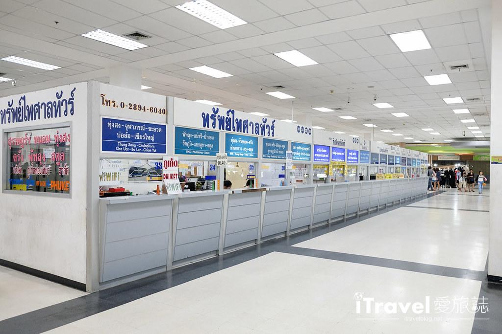 《曼谷交通攻略》三大巴士总站全攻略:Mini Van搭乘指南
