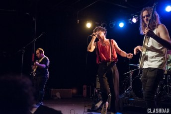 The Walters @ Cats Cradle in Carrboro NC on June 6th 2017