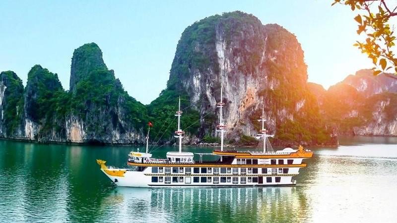 Dragon Legend Cruise 1