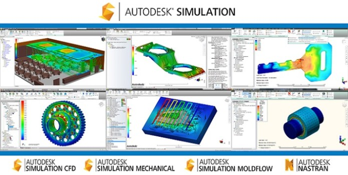 Working with Autodesk Simulation Moldflow 2013 x64 full