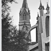 Cathedral Church of St. Luke, 130 N. Magnolia Ave. Orlando, Florida, USA / Architect(s): Frohman, Robb, and Little / Built: 1926 / Architectural Style: Gothic Revival