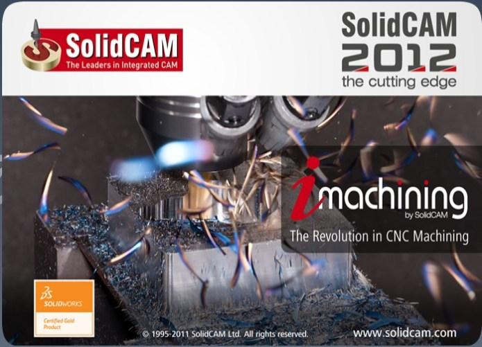 SolidCAM 2012 SP6 for SolidWorks 2010-2013 32bit 64bit full crack