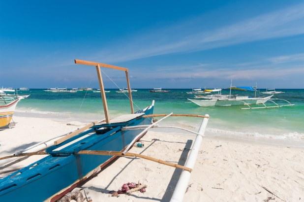 Playa de Bohol