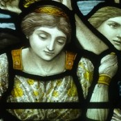 [51539] Tealby : Louis Charles Tennyson d'Eyncourt Window