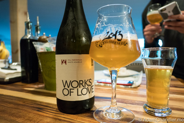 Hill Farmstead Works of Love: 2013 (Sante Adairius)