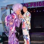 Gay Pride Sitges 2017 jueves noche