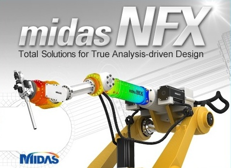 midas NFX 2017 R1 build 03.11.2016