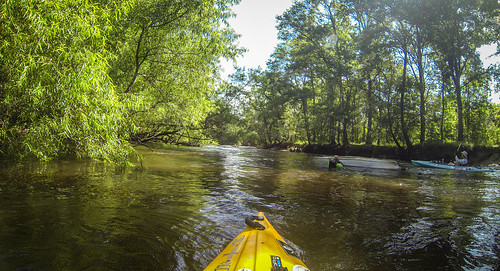 Edisto River Rope Swing and Beer Commercial Float-13