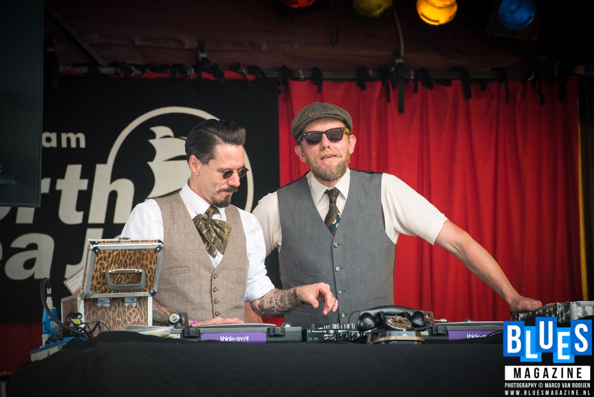 DJ Collectief Naald en Kraak @ North Sea Jazz 2017