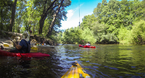 Edisto River Rope Swing and Beer Commercial Float-17