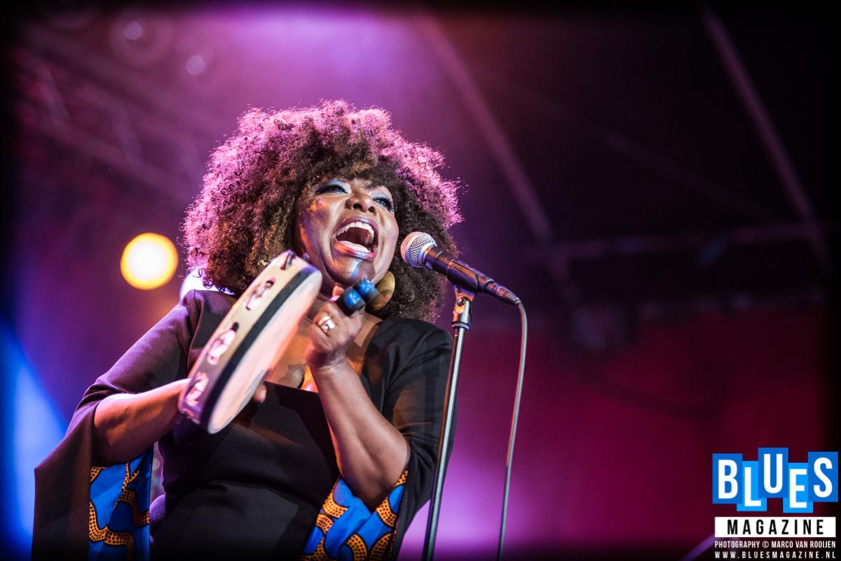 Michelle David & The Gospel Sessions @ North Sea Jazz 2017