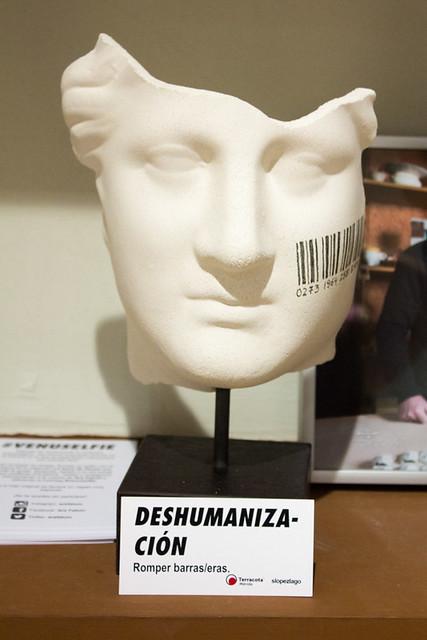 Deshumanización. Ars Fatum de Terracota Mérida