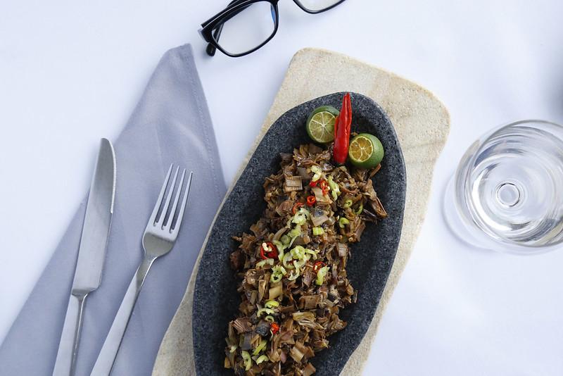 Bacolod Inasal (using tofu)
