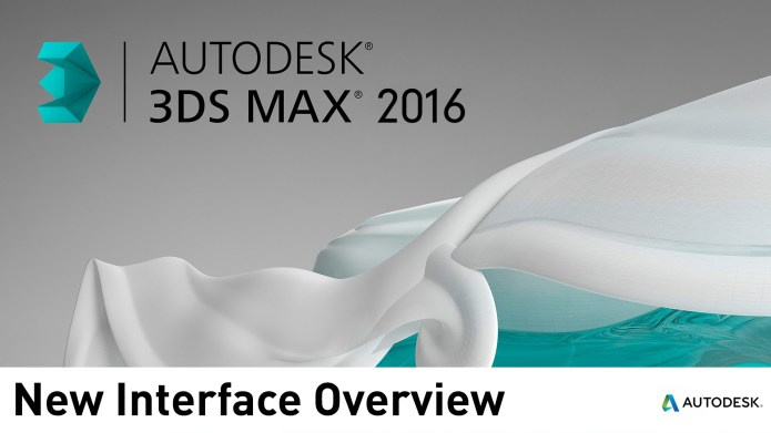 download Autodesk 3ds Max 2016 Service Pack 1