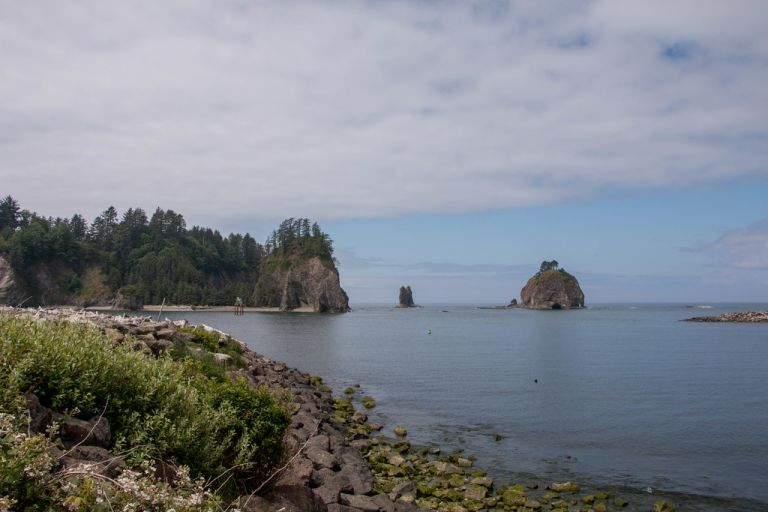 07.07. La Push, First Beach