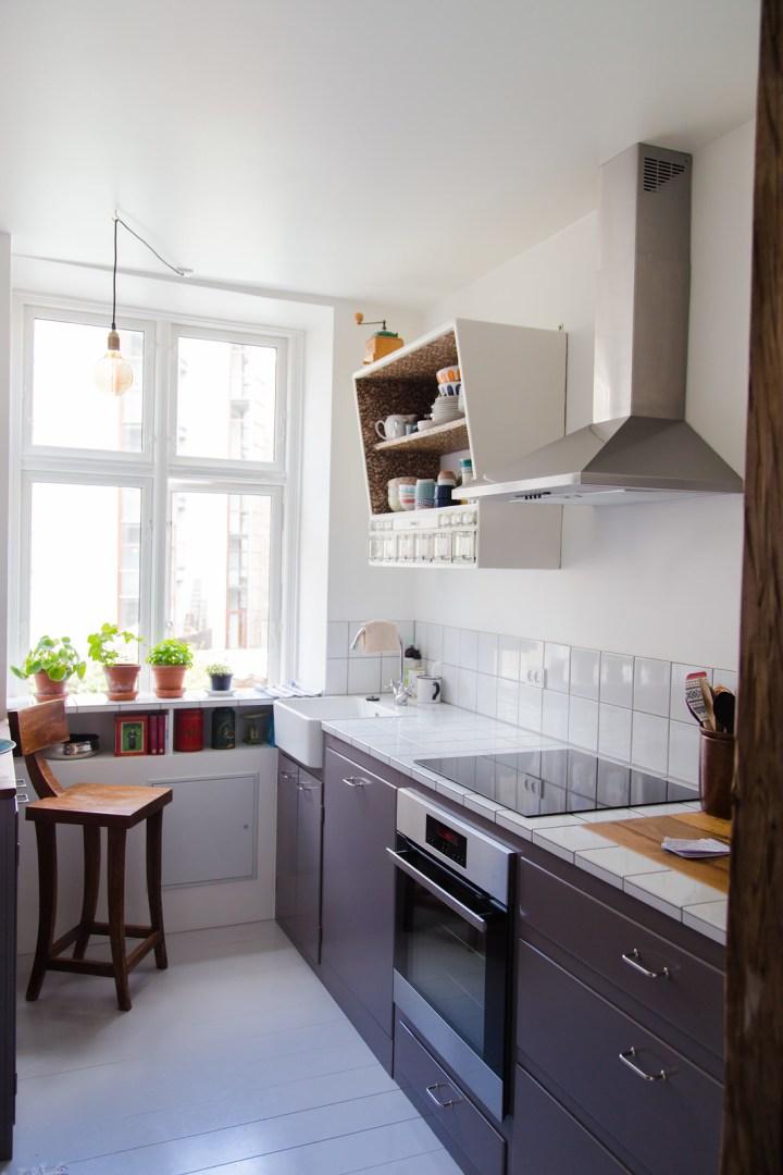 An Apartment in Copenhagen