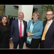 028 Ghazala Javed, Mark Cowlard, Louise Brooke-Smith and David Jobling
