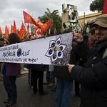 """Manifestazione """"No ponte"""" - 19 dicembre 2009"""