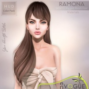 ● ❤️ ● enVOGUE - RAMONA Hair - Bento ● ❤️ ●