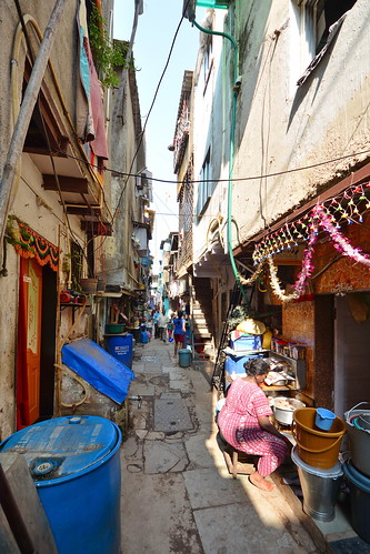 India - Maharashtra - Mumbai - Dharavi Slum - 35