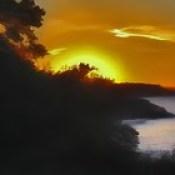 Lake Ontario Hamiltion Sunset