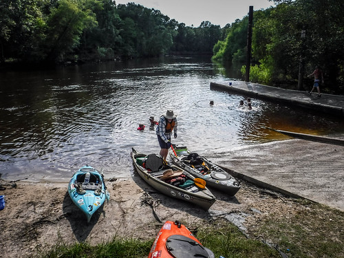 Edisto River Rope Swing and Beer Commercial Float-132