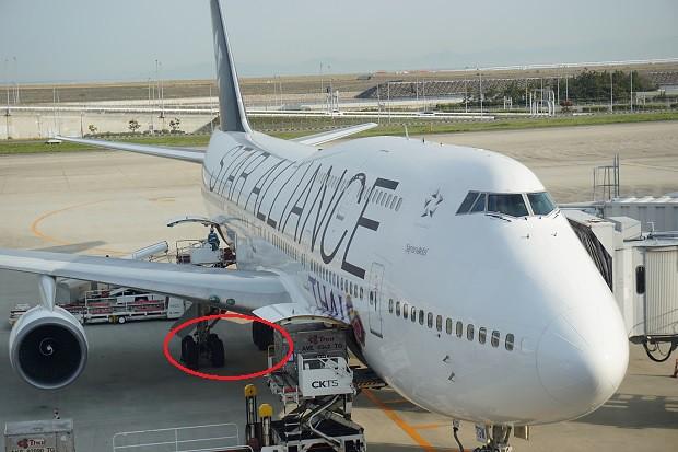 170625 タイ航空ボーイング747-400
