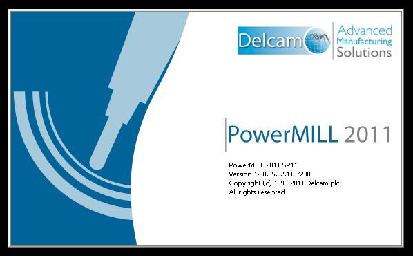 PowerMILL 2011 SP11
