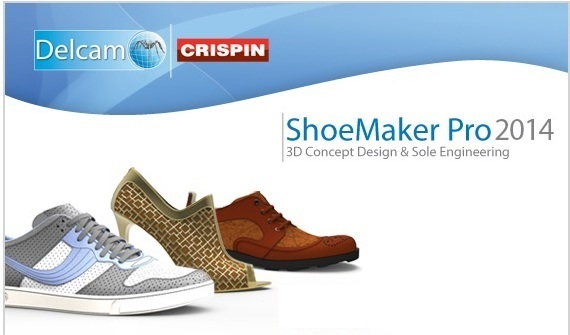 Delcam Crispin ShoeMaker 2014 R1 SP2 x86+x64
