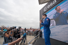 Q&A session with ESA Astronaut Thomas Pesquet