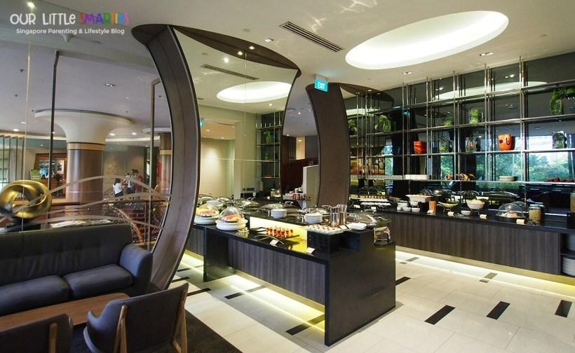 Executive Lounge Furama RiverFront