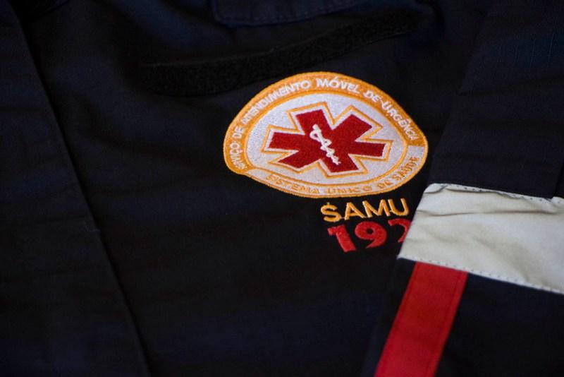 Entrega de Uniformes SAMU