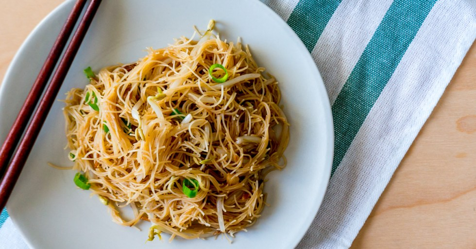Mom's One-Pan Fried Bee Hoon-fb