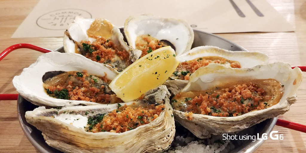 Common Table Oysters