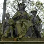 """12. """"Die Elbe"""" im Berliner Tiergarten"""