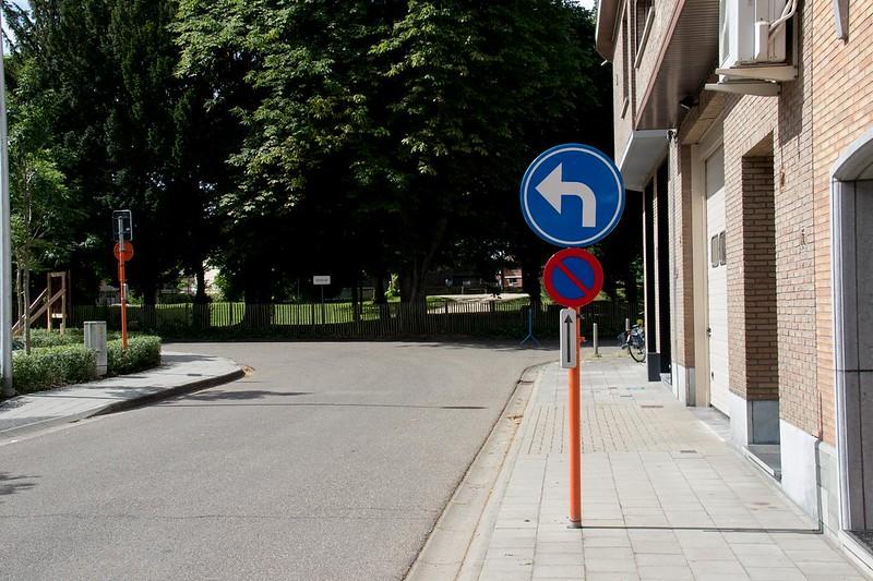 verkeer parkstraat (2)