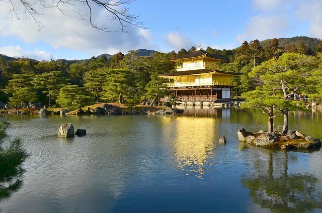 10c. Kinkakuji Temple