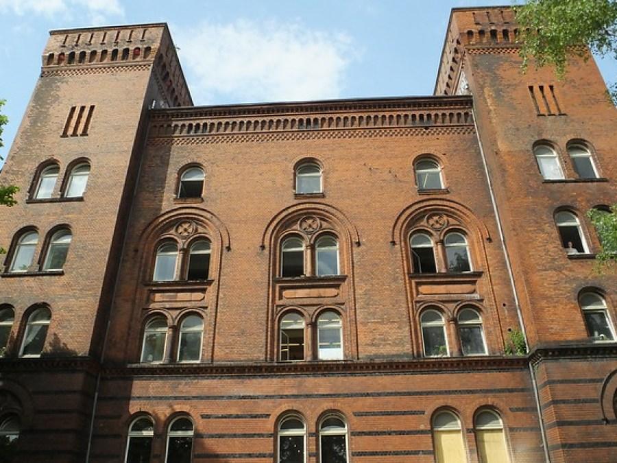 Viktoria-Kaserne, foto door zatu97   Standort Hamburg