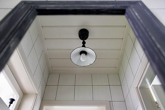 Plafond toilet