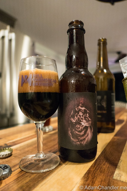 Hill Farmstead Damon (Port Barrel, 2013)