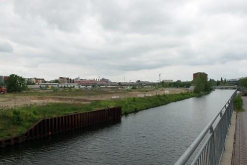 Am Berlin-Spandauer Schiffahrtskanal