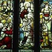 [51540] Tealby : Louis Charles Tennyson d'Eyncourt Window