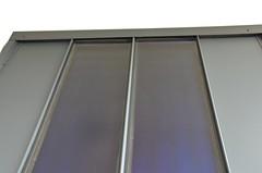 Katteeseen integroidut aurinkokeraimet (CC-BY 4.0 Eksergia.fi)