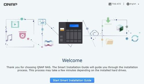 Smart Installation Guide ช่วยให้การตั้งค่า NAS เป็นเรื่องง่าย
