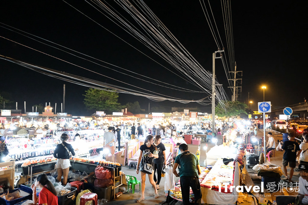 曼谷理杜安夜市 Liab Duan Night Market (5)