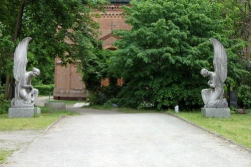 Am St.-Hedwig-Friedhof I